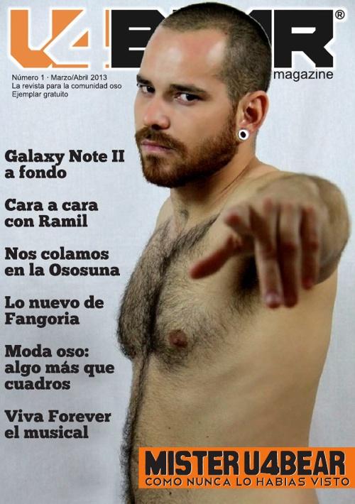u4Bear Magazine - Marzo Abril 2013