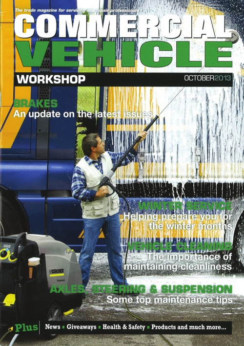 Commercial Vehicle Workshop Magazine