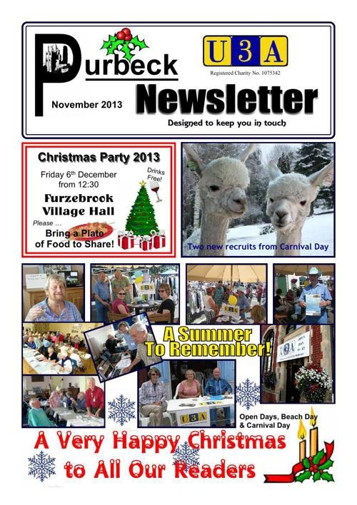 Newsletter 2013-11