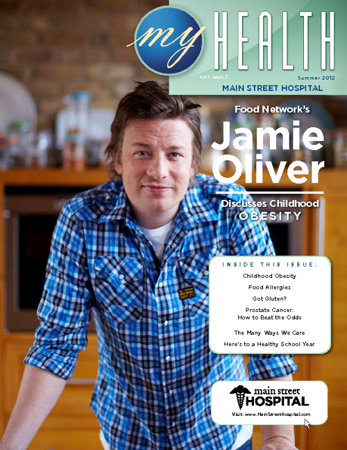 Jamie Oliver - NEW MyHealth