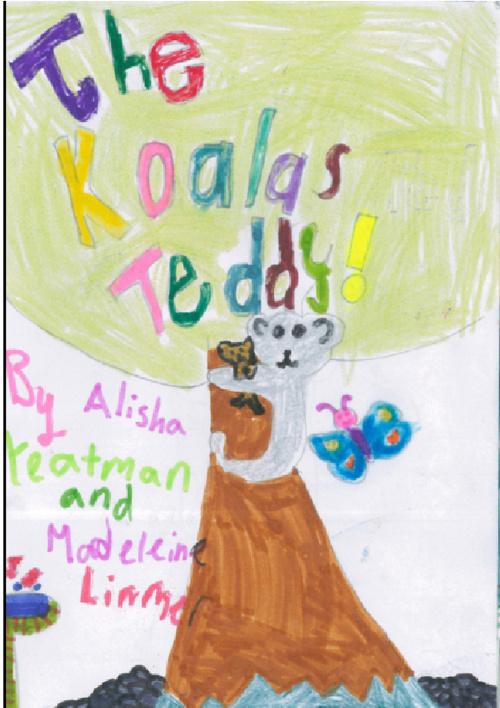 Koala's Teddy