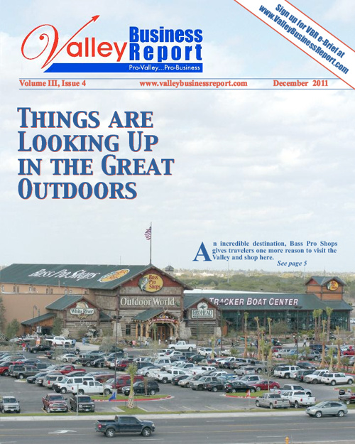 Valley Business Report - December 2011