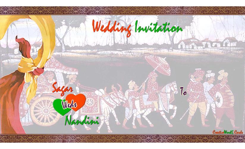 Sagar Weds Nandini