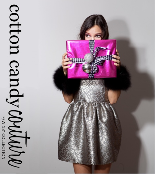Cotton Candy Couture FW13 Collection