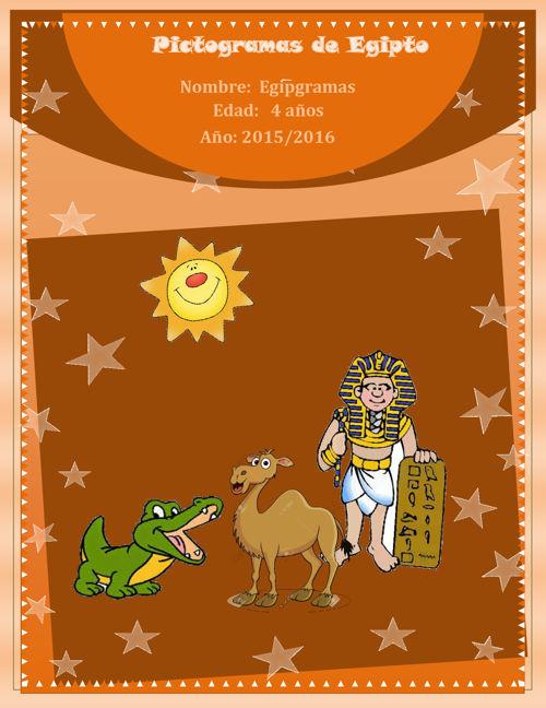 Pictogramas de Egipto (Egipgramas)