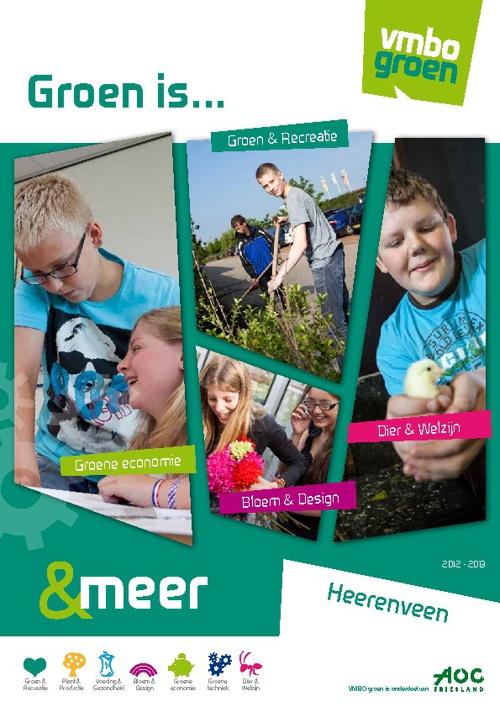 Nordwin College - Schoolgids 2012-2013 - VMBO - Heerenveen
