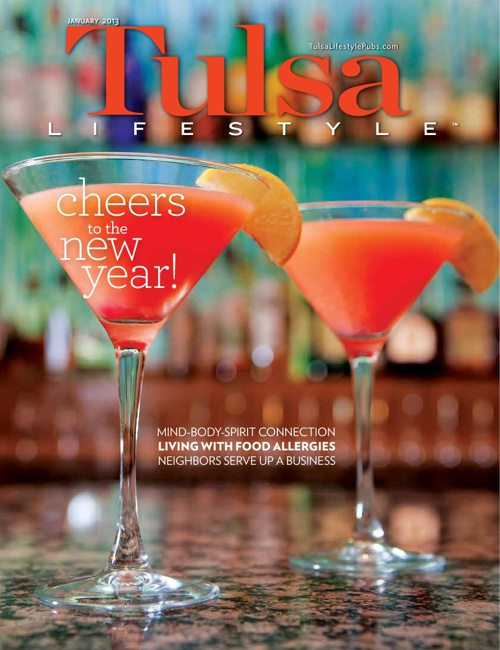 Tulsa Lifestyle January 2013