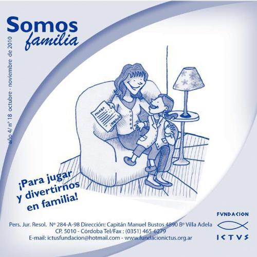 "Boletín ""Somos Familia"" N°18 - 2010"