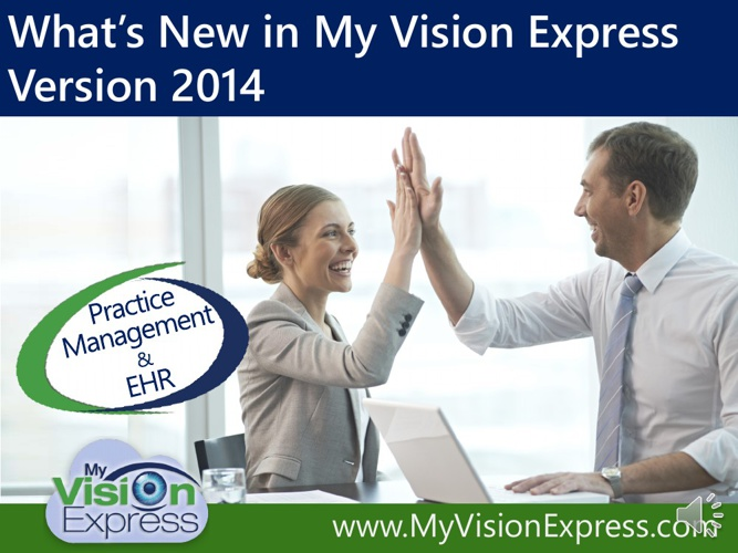 New Features for MVE 2014