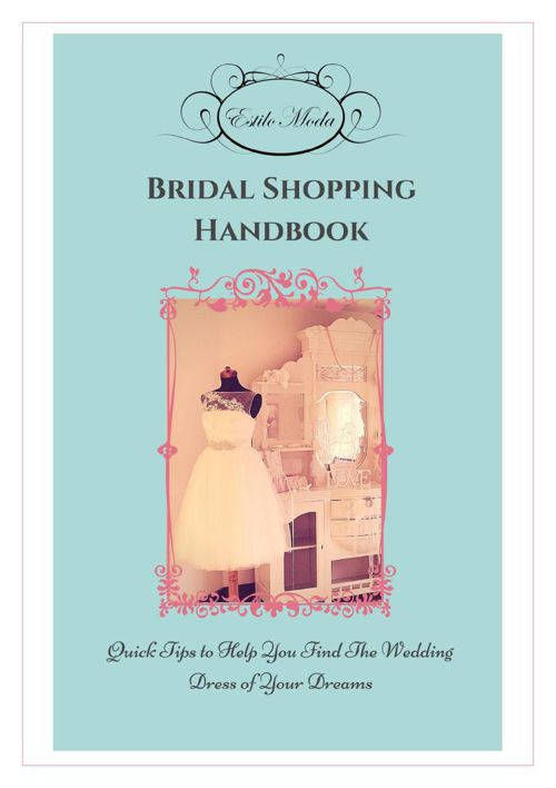 Ultimate Bridal Shopping Guide