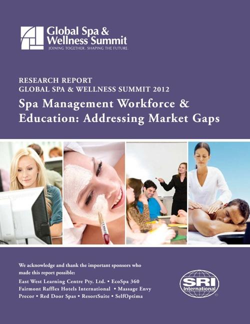 GSWS Global Spa & Wellness Summit 2012