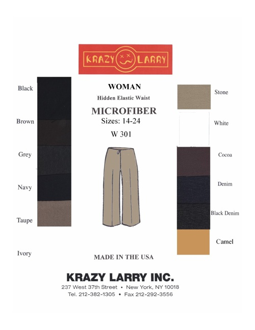 krazy larry woman