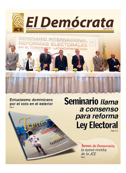 El Demócrata - Edición 7
