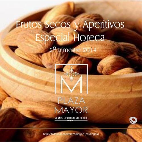 Aperitivos Nuts 2014