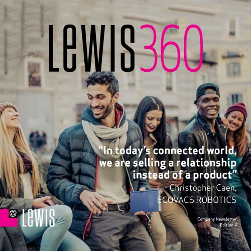 LEWIS 360 Newsletter Edition 4