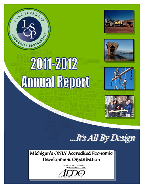 "2011-2012 Annual Report - ""It's All By Design"""