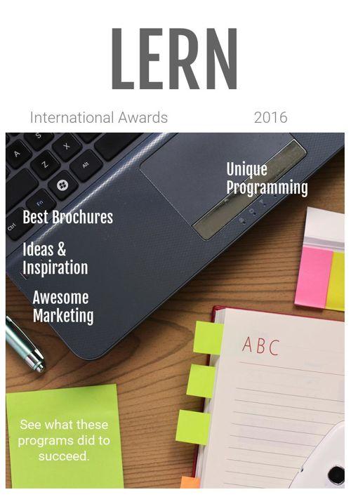 2016 LERN International Award Winners