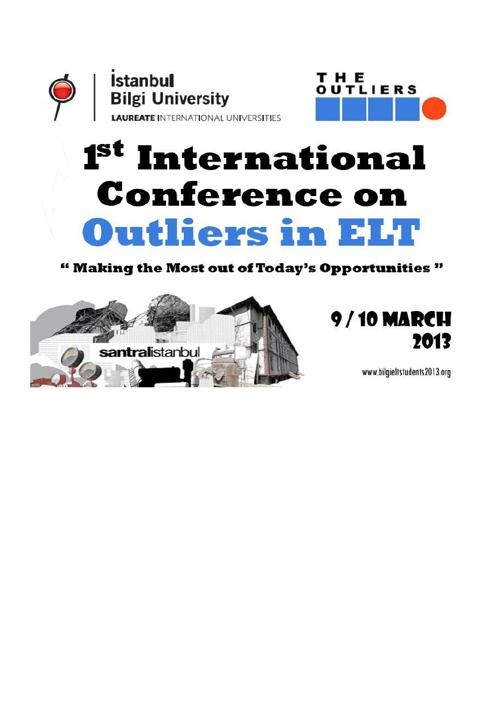Istanbul Bilgi University ELT Students Conference Program