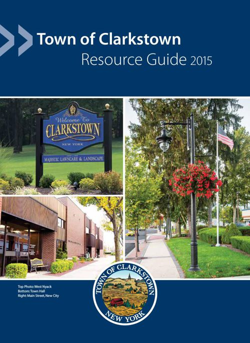 Town of Clarkstown Resource Guide 2015