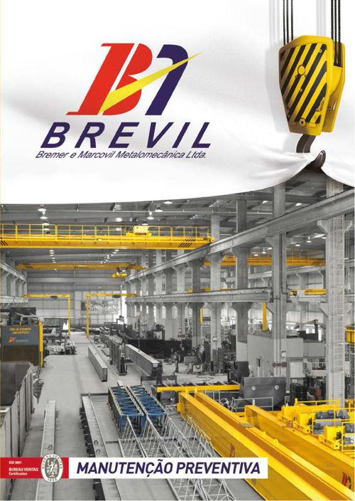 Brevil - Manutenção Preventiva de Pontes Rolantes