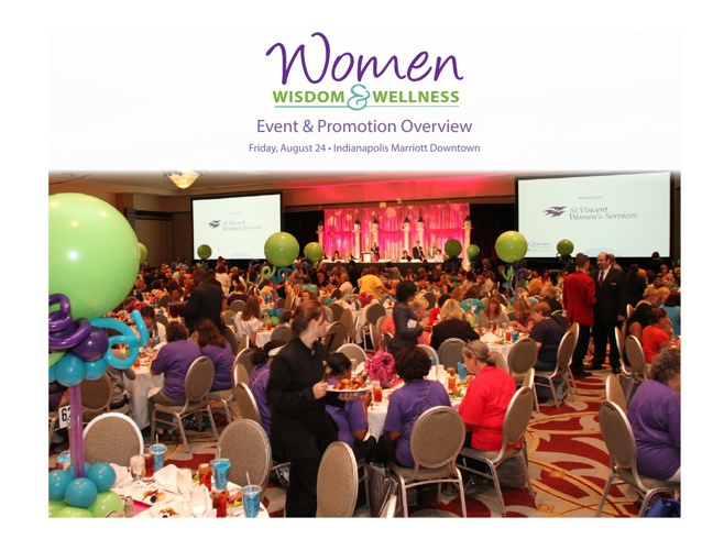 Women, Wisdom & Wellness - 2012 Event Recap