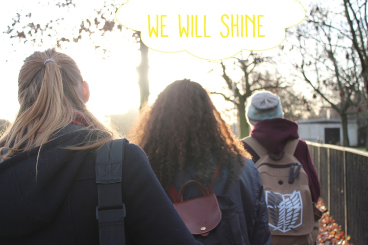 We Will Shine - The Journey
