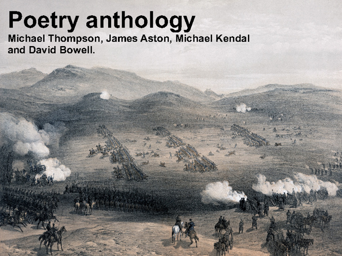 Poetry Anthology.