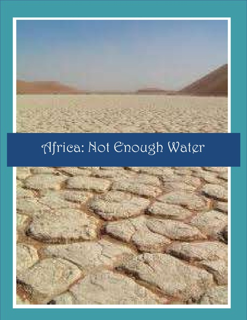 The Lack of Water in Africa