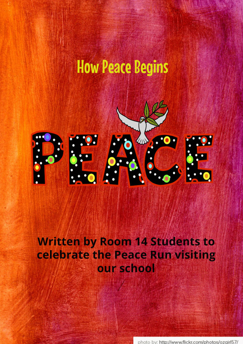How Peace Begins - Our Poems for the Peace Run
