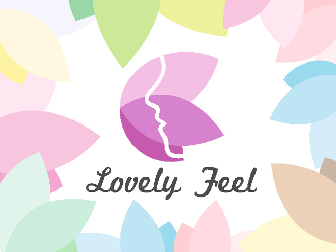 """Lovely Feel"" brandbook"