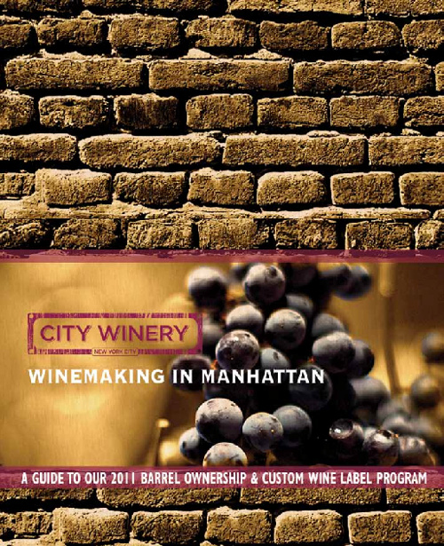 Vineyard Catalog Fall 2011
