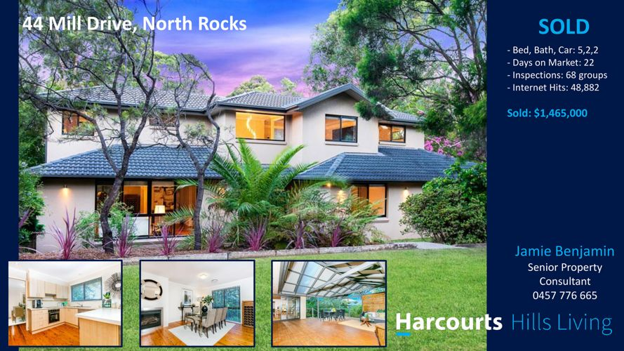 Sold- 44 Mill Drive, North Rocks