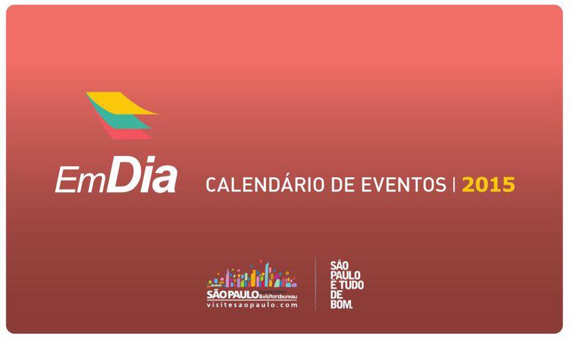 Calendário de Eventos | 2015