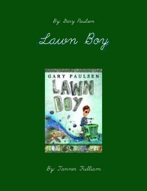Lawn Boy by Tanner