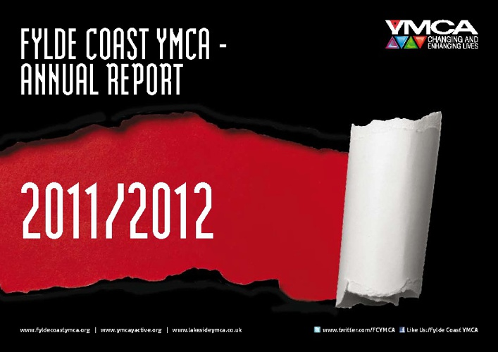 Fylde Coast YMCA Annual Report 2012