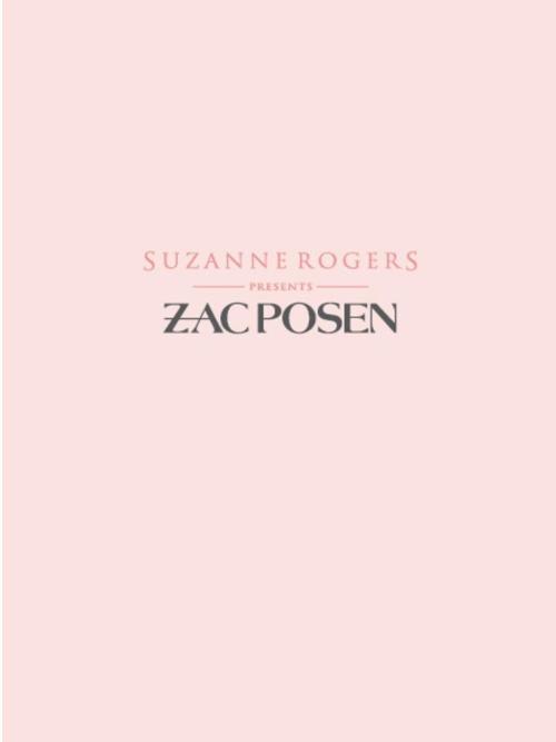 Suzanne Rogers presents Zac Posen