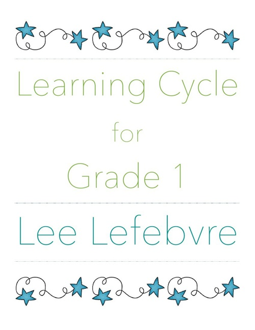 Science Learning Cycle