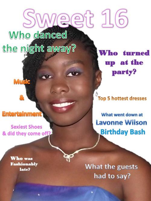 Sweet 16 Lavonne