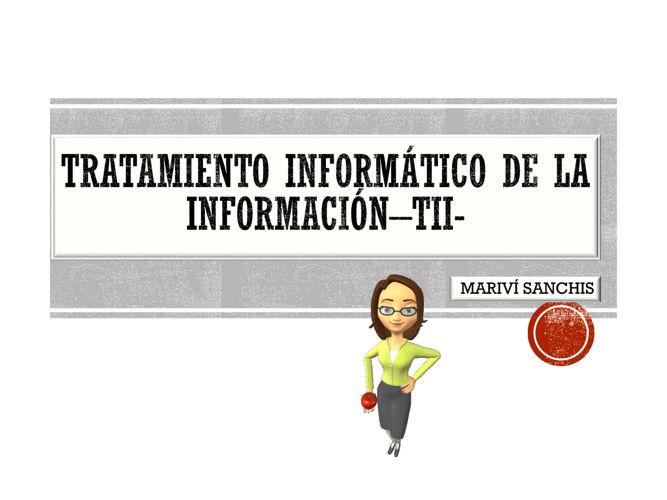 Presentacion modulo_TII