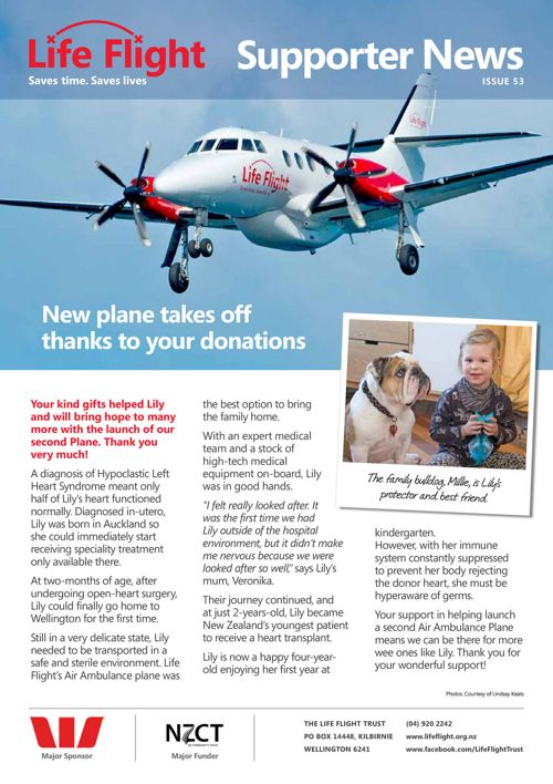 Life Flight Newsletter - Issue 53