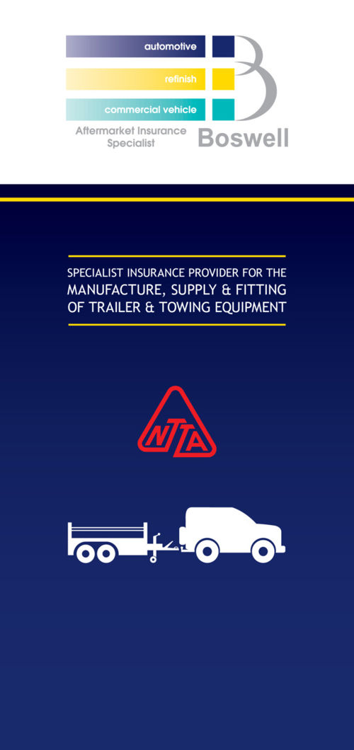 Trailer & Towing leaflet
