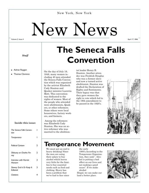 New News Newspaper
