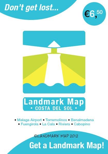 LANDMARK MAP Costa del Sol