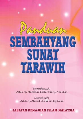 Copy of Panduan Solat Sunat Tarawih
