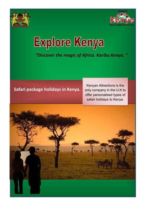 Kenyan Brochure