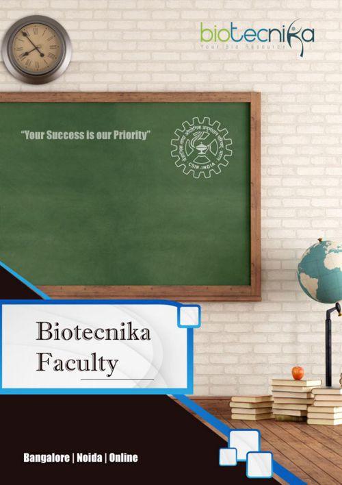 Faculty Brochure
