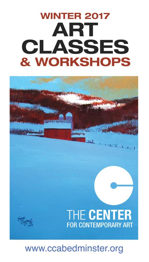 2017 Winter Classes and Workshops