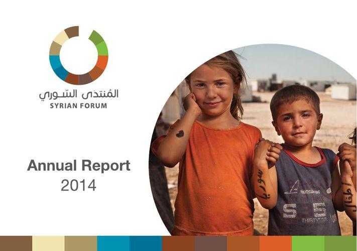 SF Annual Report 2014 EN