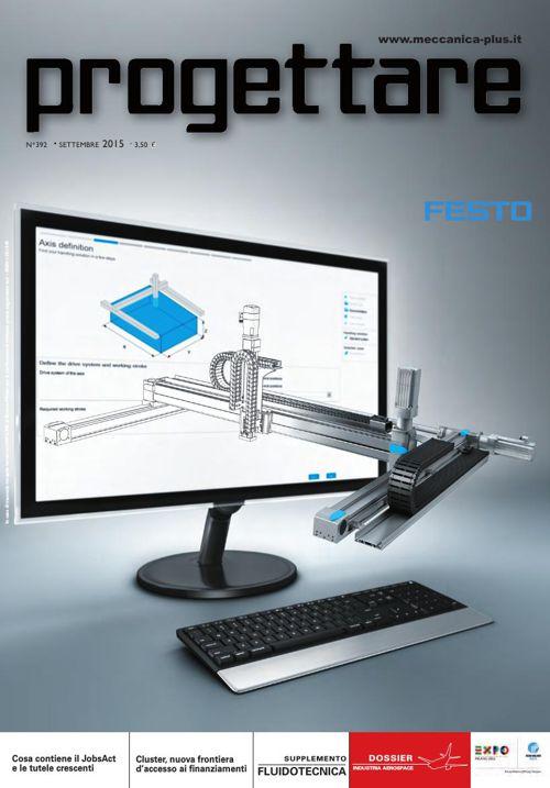 Rassegna Sensori: L'intelligenza della macchina – Progettare N.