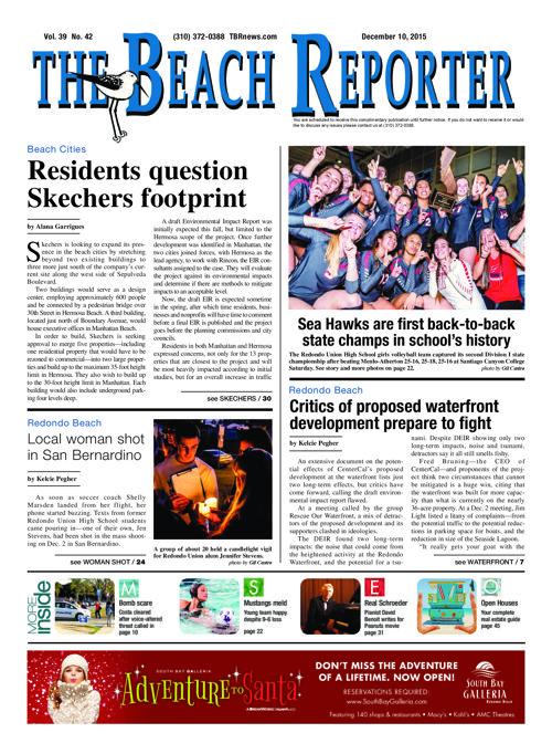 The Beach Reporter | 12-10-15